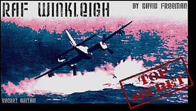 RAF Winkleigh written by David Freeman