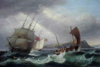 Carmichael painting