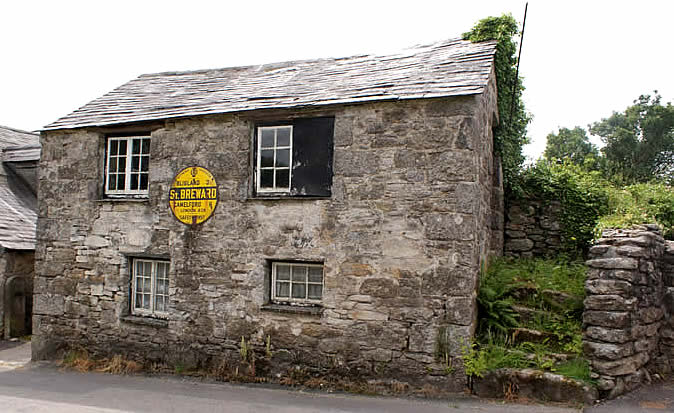 The Old Post Office St Breward.