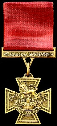 Captain Gordon Charles Steele Victoria Cross